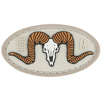 Maxpedition Ram Skull Morale Patch