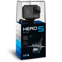 GoPro - HERO5 Black 4K Ultra HD Camera