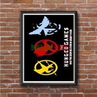 Hunger Games Photo Poster