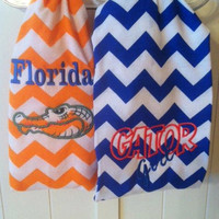 Florida Gator Infinity Scarves great accessory to wear on Gator Game Day!