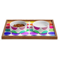 Garima Dhawan Colorplay 6 Pet Bowls & Tray Set