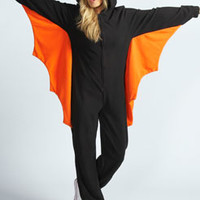 Betty Bat Winged Animal Onesuit