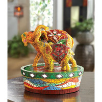 Joyful Elephant Water Fountain