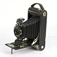 Kodak No 2C Autographic Jr Camera, Vintage Camera, Kodak Camera, Camera Decor, Photography