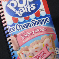 STRAWBERRY BREAKFAST FOOD Pop Tarts by PortElizabethVillage