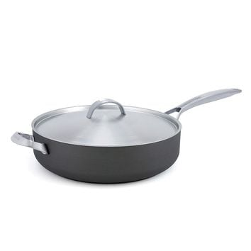 GreenPan Paris 4-qt. Hard-Anodized Nonstick Aluminum Sauté Pan