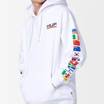 HUF Stadium United Pullover Hoodie at PacSun.com