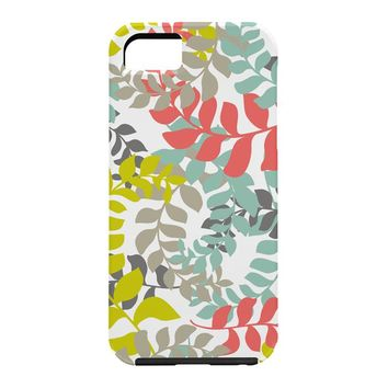 Heather Dutton Undertow Coral Cell Phone Case