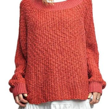 Avenue Hill Swing Sweater