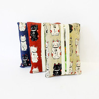 Tissue Holders  Trio of Cats