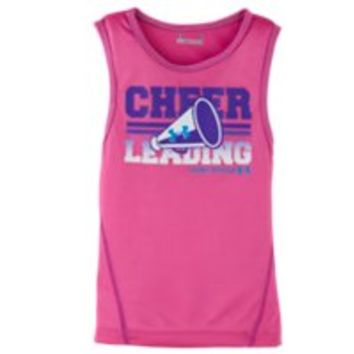 Under Armour Girls' Pre-School UA Cheer Tank