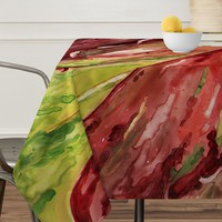 Rosie Brown Coleus Tablecloth