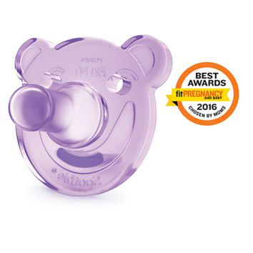 Buy the Avent Avent Soothie Shapes pacifier SCF194/00 Soothie Shapes pacifier