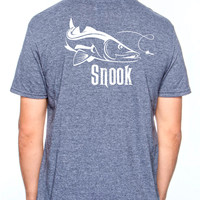 Snook Fly Fishing T-Shirt