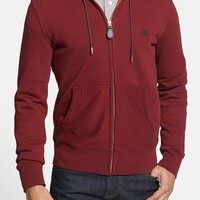 Men's Burberry Brit 'Pearce' Full Zip Hoodie