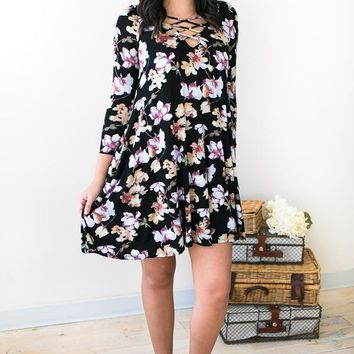 The Avery Floral Dress