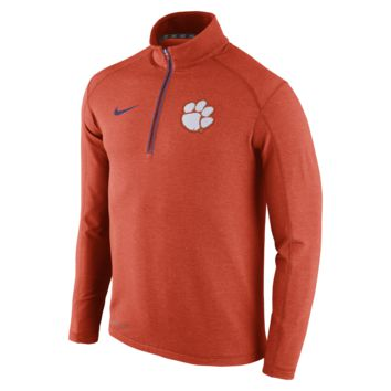 Nike College Game Day Half-Zip Knit (Clemson) Men's Top