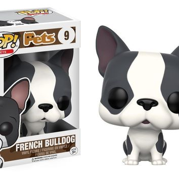Funko Pop! Pets French Bulldog B&W #9