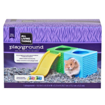 All Living Things® Playground Cube Small Pet Toy | Toys & Habitat Accessories | PetSmart