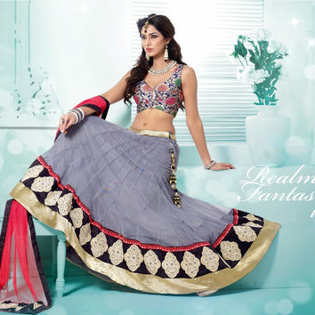 Enchanting Party Wear Lehenga Choli