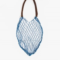 And So It Goes The Net Bag in Blue