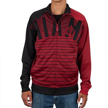 Miami Heat - Flatline Track Jacket