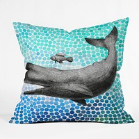 Garima Dhawan New Friends 3 Throw Pillow