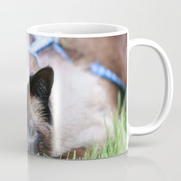 Splendor In The Grass Mug by Theresa Campbell D'August Art