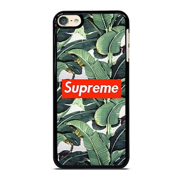 SUPREME TROPICAL BANANA iPod 4 5 6 Case