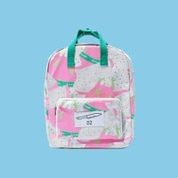 Dragon Fruit Canvas Backpack