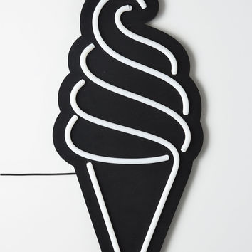 AEO NEON ICE CREAM SIGN, Multi