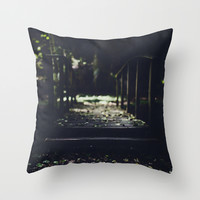 This is terrible Throw Pillow by HappyMelvin