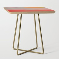 Under the Sun Side Table by duckyb
