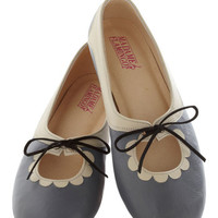 ModCloth Darling Reason to Smile Flat