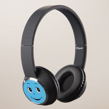 Happy Face Headphones