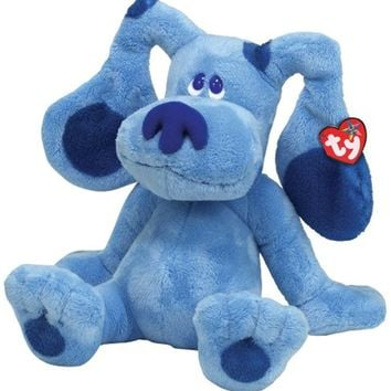 Ty Beanie Buddies Blues Clues dog