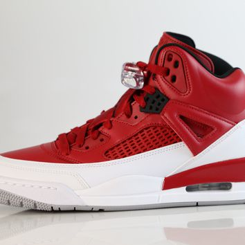 BC QIYIF Nike Air Jordan Spizike Gym Red White Wolf Grey 315371-603