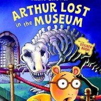 Arthur Lost in the Museum (Step Into Reading. Step 3)