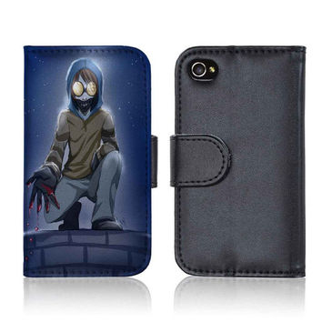 Creepypasta Ticci Toby Full Expression Design Cell Phone