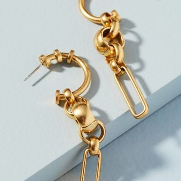 Coralia Drop Earrings