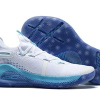"""Under Armour Curry 6 - """"Christmas in the Town"""""""