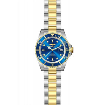 Invicta 9938OB Men's Pro Diver Blue Dial Two Tone Bracelet Automatic Dive Watch