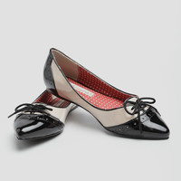 Gloria Pointed-Toe Flats B.A.I.T. Footwear