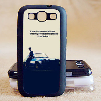 Paul Walker,Custom Case, Samsung Galaxy S2/S3/S4/S5/Note 2/3,iPhone 4/4s/5/5s/5C, Htc One S/M7/M8, Moto G/X