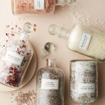 Mullein & Sparrow Bath Salts
