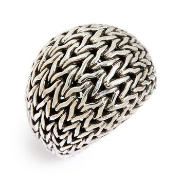 John Hardy Classic Chain Dome Ring | Nordstrom