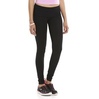 SO Fold-Over Yoga Juniors' Leggings, Size: