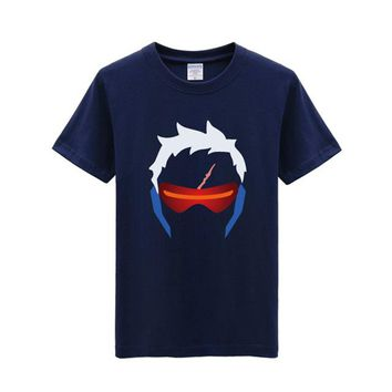 Overwatch Soldier: 76 Hero Icon T-Shirt