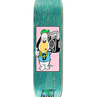 "Almost Droopy Boombbox 8.0"" Skateboard Deck"