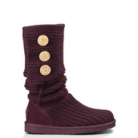 UGG® Official | Women's Classic Cardy Boot | Free Ground Shipping